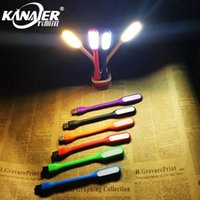 Wholesale mini pc hot new notebook xiaomi Flexible Portable usb led lamp light gadgets cool desk lamp xiomi night camping electronic