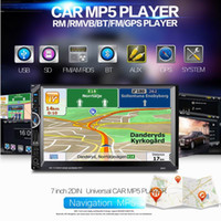 Ouchuangbo grossista 7 pollici car audio stereo radio In Dash Touch Screen autoradio Car gps navi MP3 MP5 Player USB