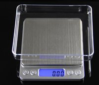 Wholesale Mini Tool Jewelry - Digital electronic scale says 0.01g Pocket Weight jewelry kitchen scale mini bakery called scales accurate 0.1 grams 5 types Tools 500g 0.01