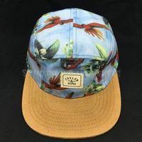 Wholesale gold hiphop hats resale online - New Arrive Cayler Sons panel snapback Caps Cheap fashion baseball cap Floral bone gorras hiphop panel Cap hat accept