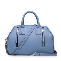 Wholesale Chinese Genuine Leather Handbags - 2016 Famous Luxury Women Designer Handbags High Quality Fringe Women Messenger Bags Chinese style Luxury T138