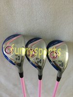 "Wholesale Golf Clubs Rescue - 2016 Golf Clubs Women XXIO9 MP900 Hybrids Rescues 19 21 23"" Lady Graphite shaft XX10 MP900 Golf Hybrid Rescue"