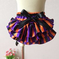 Wholesale Clothing Childen - Everweekend Girls Striped Bow Ruffles PP Pants Sweet Lovely Childen Summer Clothing Western Fashion Baby Shorts