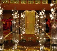 Wholesale Bright Party Supplies - super bright 100cm in Width wedding mirror carpet wedding carpet runner 4 Colors For U Pick