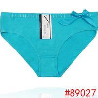 Wholesale Nylon Spandex Underwear Women - Wholesale-Promotion plain brief cotton lady pant stretch cotton women underwear spandex lady tanta lady panties hot lingerie underpants
