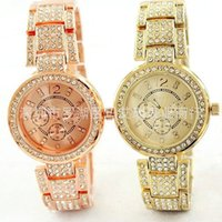 Wholesale Gem Stones Sale - 2016 Luxury Brand Women Diamonds Watches For Ladies Designer Wristwatch With Gift Box Free shipping Hot sale