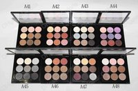 Wholesale Natural Time - Burgundy Eye Shadow X 9 Times Nine Matte Satin Eyes Pro Color 9 Compact Makeup Eyeshadow Palette
