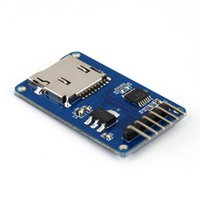 Wholesale Arduino Sd Reader - In Stock 1x Good Micro SD Storage Board TF Card Reader Memory Shield Module SPI for arduino Free Shipping <US$10 no tracking