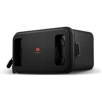 Wholesale Hd 3d Video Glasses - Xiaomi Anti-Glare Durable HD 3D VR Glasses Virtual Reality Headset Smartphone Panorama Video movies for Cellphones PA3839