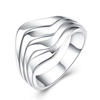 Wholesale China Designer Wholesale Free Shipping - R123 Wholesale Hot Sale 925 Silver Designer Finger Ring For Women Fashion 2012 Jewelry Free Shipping
