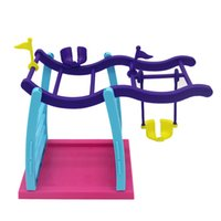 Wholesale Toys Play Gym - Interactive Baby Monkey Climbing Stand Jungle Gym Play set Stand Baby Monkey Jungles Gym Swing stand Toys