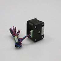 Freeshipping 40mm * 42mm High Torque Hybrid CNC Stepper Motor 42 moteur NEMA17 pour REPRAP Makerbot Kit d'impression 3D