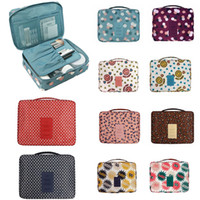 Wholesale Toiletry Travel Bag Set - Women Makeup Bag Cosmetic Bags Bolso Beauty Case Ladies Cosmetics Organizer Toiletry Bag Kits Travel Wash Pouch Organizer Storage