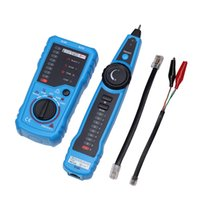 Wholesale Cable Multi Rj45 - Brand new and high quality! BSIDE FWT11 multi-functional handheld cable testing tool RJ45 RJ11 Network Wire Tracker Tester