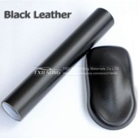 Wholesale Choice Films - leather pattern PVC adhesive vinyl wrap film sticker for auto car body internal decoration vinyl wrap with 6 Sizes for Choice