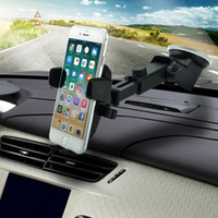Wholesale Easy Note - New Easy One Touch Car Mount Universal Phone Holder for iPhone X 8 8s 7 7 Plus 6Samsung Galaxy S8 Note 8