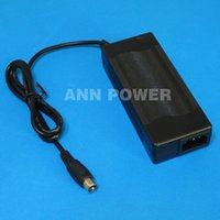 Wholesale 24v Li Ion Charger - Free shipping 24V 2A Charger Output 29.4v 2A used for 24v 10ah li-ion battery charging 24V lithium charger