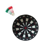 Wholesale 16 Keeping Safe Dartboard Game with Free Soft Darts Hot Sport And Casual Game Room Fashion Family Fun