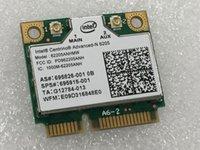 Wholesale Intel Wireless Pci - Wholesale- SSEA New Wireless card for Intel Centrino Advanced-N 6205 62205AN 802.11a b g n Half Mini PCI-E 2.4GHz  5GHz 300Mbps