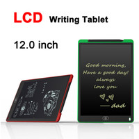 Wholesale memo tablet for sale - Group buy 12 inch LCD Writing Tablet Drawing Board Blackboard Handwriting Pads Gift for Kids Paperless Notepad Whiteboard Memo With Upgraded Pen