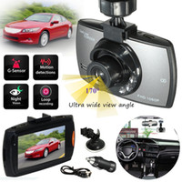 Wholesale HD quot LCD P Car DVR Vehicle Camera Video Recorder Dash Cam Night Vision