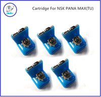 Wholesale Nsk Ceramic - Free Shipping 5 pc x Cartridge  rotor for NSK Pana Max High Speed Handpiece Torque Push Ceramic