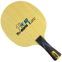 Wholesale dhs blades - DHS TG-825 Table Tennis Blade (Shakehand-FL) for PingPong Racket