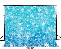 виниловые фоны для детской фотографии оптовых-Рождество 7x5ft камера fotografica фонов винил ткань фотографии фоны свадебные Дети Детские фон для фотостудии 10312