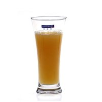 Wholesale Office Cast - 340ml Milk-shake Cup 18cm Height Creative Simple Transparent Milk Tea Drink Cup Home Office Glass Convenient Mugs