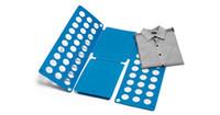 t-shirt faltblatt großhandel-Kostenloser Versand Kleidung Ordner für Erwachsene (Größe L) Shirt Folding Board Flip Fold Shirt Ordner Flip Fold Board Quick Press