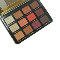 Wholesale cream eyes shadow for sale - Group buy New Just Peachy Mattes Eye Shadow Palette Velvet Matte Peach Sweet Fig Cream Makeup Faced Cosmetic colors Palette