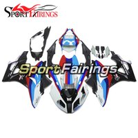 Wholesale Bmw Bodywork - Injection Fairings For BMW S1000RR 11 12 13 14 2011 - 2014 Plastics ABS Fairings Motorcycle Fairing Bodywork Cowling Gloss Blue Red White