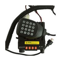 Wholesale Dual Band Radio Car - Mini Transceiver ZASTONE MP300 20W Powerful Mobile Radio Dual Band Car Radio
