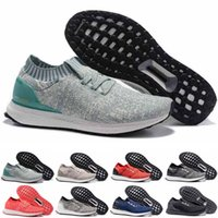 Wholesale Cheapest Kids Winter Shoes - With Original Box 2016 New Style Ultra Boost Uncaged Men AND Women Sports Shoes Outdoor Running Cheap Sneaker Kids SHOES Free Shipping