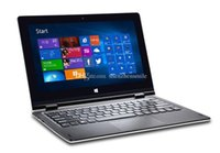 Wholesale Intel I3 Notebook - 11.6 inch actived Windows 10 system laptop tablet pc 2 in 1 Quad core 4GB 64GB Intel Z8300 Mini laptop notebook computer on sale