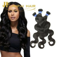 Wholesale Indain Hair Body Wave - Indain Hair Extensions Body Wave 100%Human Hair Dyeable Best Human Hair Accept Return Free Shipping