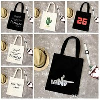 Wholesale Friendly Environment - New 6 types of reusable shopping bag Portable folding ECO pouch storage buggy environment-friendly bag purse handbag hotsell
