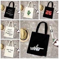 çantalar çantalar çantaları toptan satış-Yeni 6 çeşit kullanımlık alışveriş çantası Taşınabilir katlanır EKO kılıfı depolama buggy çevre dostu çanta çanta çanta hotsell