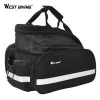 Wholesale Volume Bikes - Duffle Black Cycling Saddle Bag Waterproof Bicycle Accessories Rear RainCover Bag Volume 10-25L Riding Bicycle Bike Cycling Bag