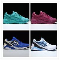 Wholesale Top Body Nude - 2017 Wholesale AsicsGel Kayano 22 Cushioning Running Shoes Men Original Top Quality Boots Athletic Sport Sneakers 36-45