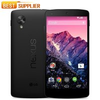 Wholesale Lg D821 - 2016 Direct Selling Rushed Original LG Nexus 5 D820 D821 3g 4g Gps Wifi Nfc Quad Core 2gb Ram 16gb Rom 4.95'' Touch Mobile Phone