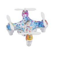 Wholesale Add Motor - 2016 Cheerson CX-10 upgrade CX 10D CX-10D RC mini Quadcopter 4CH 2.4GHz 6-Axis Gyro Added height hold Mode Helicopter