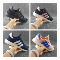 Wholesale Real Discount - Size 36-44 Discount On Sale Iniki Runner Boost Running Shoes Real Top Quality Boost Original Iniki Runner Men Womens Sneaker Shoes