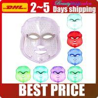 Wholesale Wholes Sale Masks - Whole Sale Price LED Photon Mask Anti-aging LED PDT Skin Rejuvenation Wrinkle Acne Removal Beauty Device