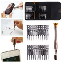 Wholesale High Quality Precision Tools - High Quality Useful 25 in 1 Precision Torx Screwdriver Cell Phone Repair Tool Set Home Essential