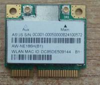 wifi pci e toptan satış-Toptan-Qualcomm Atheros AR9485 AR5B125 150Mbps Yarım Mini PCI-e Kablosuz Wlan Wifi Kart