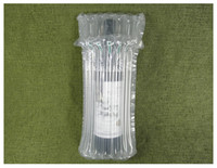 bombas inflables al por mayor-DHL SF EXPRESS 32 * 8 cm Air Dunnage Bag Botella de vino protectora llena de aire Wrap Colchones inflables de colchón de aire Cojines con una bomba gratis