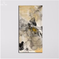 Wholesale Giclee Wall Art - Modern Abstract Painting Canvas Wall Art Spray Painting Giclee Prints Wall Picture For Living Room Home Decoration