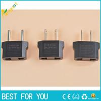 Wholesale Socket Outlet Converter - Universal EU USA AU Plug Converter Socket in Adapter Adaptor Travel Tomada de Parede Electrical Outlet