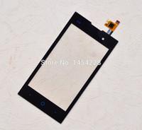 ingrosso zte touch glass-All'ingrosso-nero nuovo touch screen digitizer pannello sensore lente di vetro per ZTE Blade G Lux V815W KIS 2 V815 cellulare spedizione gratuita